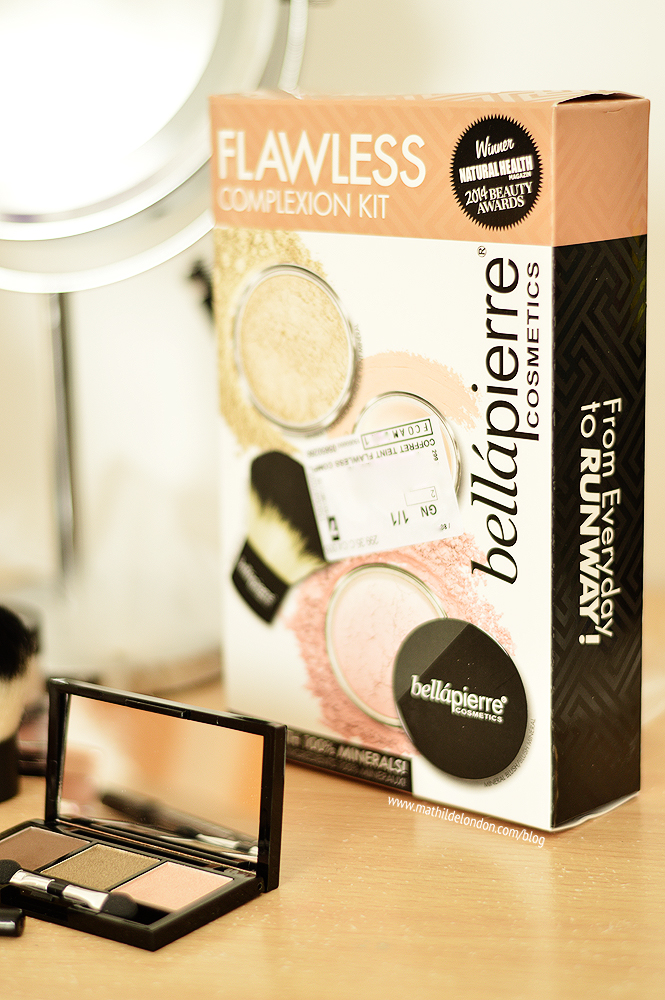 flawless complexion fair kit